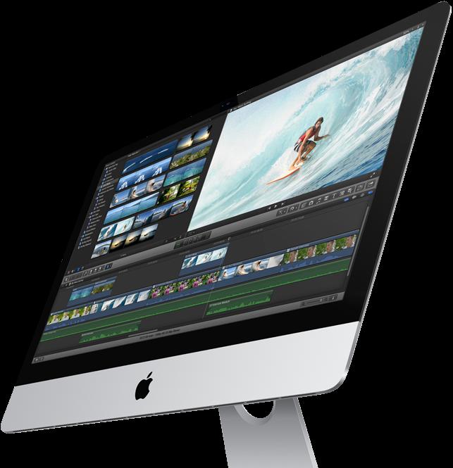 """Apple iMac 21.5"""" A1311 3.06GHz/4GB RAM/500 GB Refurbished"""