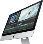 "Apple iMac 21.5"" A1311 3.06GHz/4GB RAM/500 GB Refurbished"