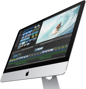 "Купить Apple iMac 21.5"" A1311 3.06GHz/4GB RAM/500 GB Refurbished"