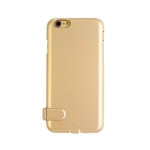 Купить Ультратонкий чехол-аккумулятор iMUCA Slim Power Gold для iPhone 7