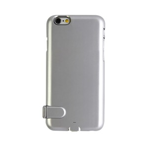 Купить Ультратонкий чехол-аккумулятор iMUCA Slim Power Gray для iPhone 7