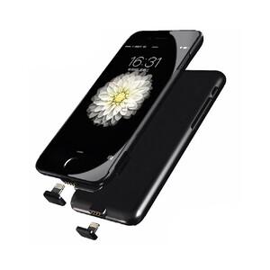 Купить Ультратонкий чехол-аккумулятор iMUCA Slim Power Black для iPhone 7/8