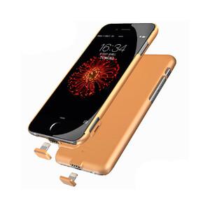 Купить Ультратонкий чехол-аккумулятор iMUCA Slim Power Gold для iPhone 7/8
