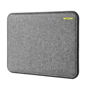 Купить Чехол Incase ICON Sleeve with TENSAERLITE Heather Gray/Black для MacBook 12""
