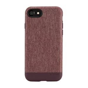 Купить Тканевый чехол Incase Textured Snap Heather Deep Red для iPhone 7/8