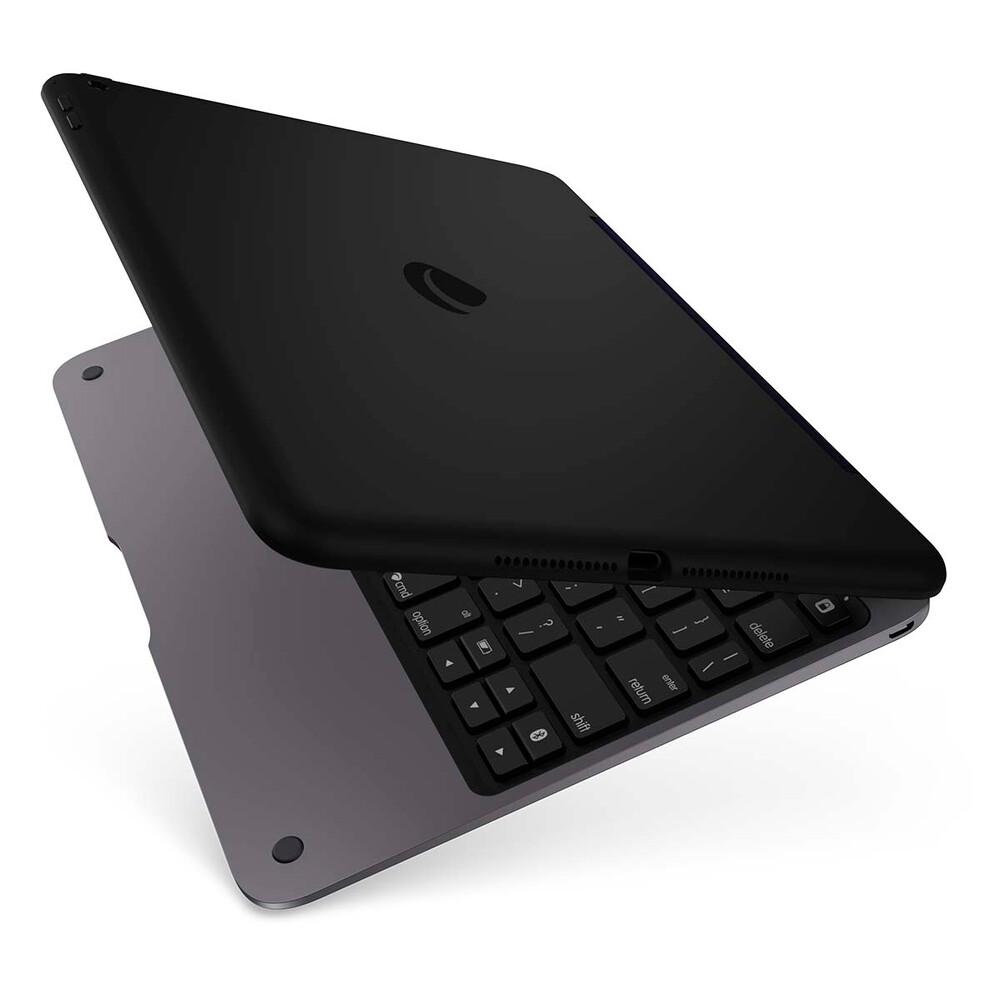 Чехол-клавиатура Incipio ClamCase Pro Black & Space Gray для iPad Air 2