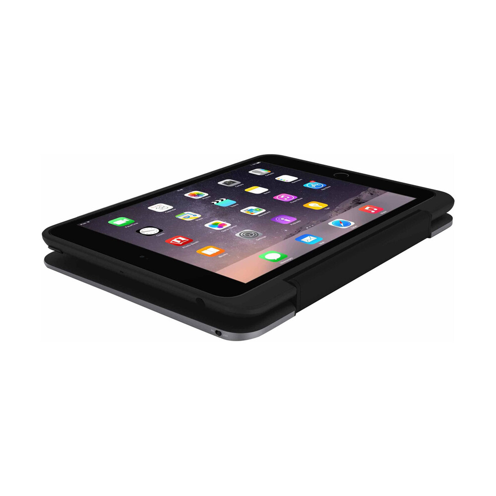 Чехол-клавиатура Incipio ClamCase Pro Black & Space Gray для iPad mini 3/2/1