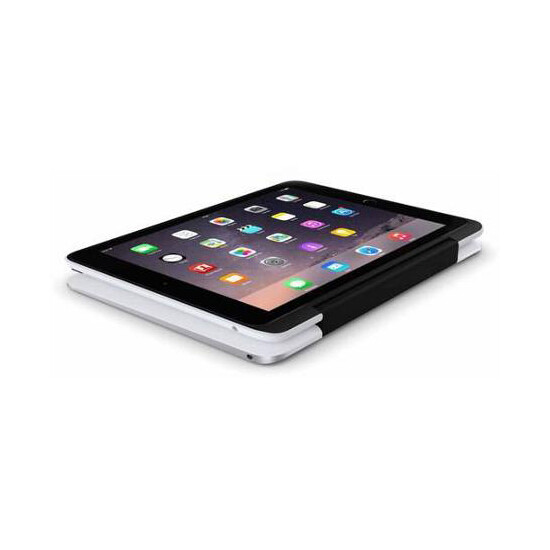 Чехол-клавиатура Incipio ClamCase Pro White & Silver для iPad mini 3/2/1