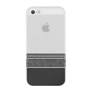 Купить Чехол Incipio Wesley Stripes Design Series Black для iPhone 5/5S/SE