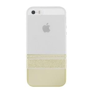 Купить Чехол Incipio Wesley Stripes Design Series Gold для iPhone 5/5S/SE