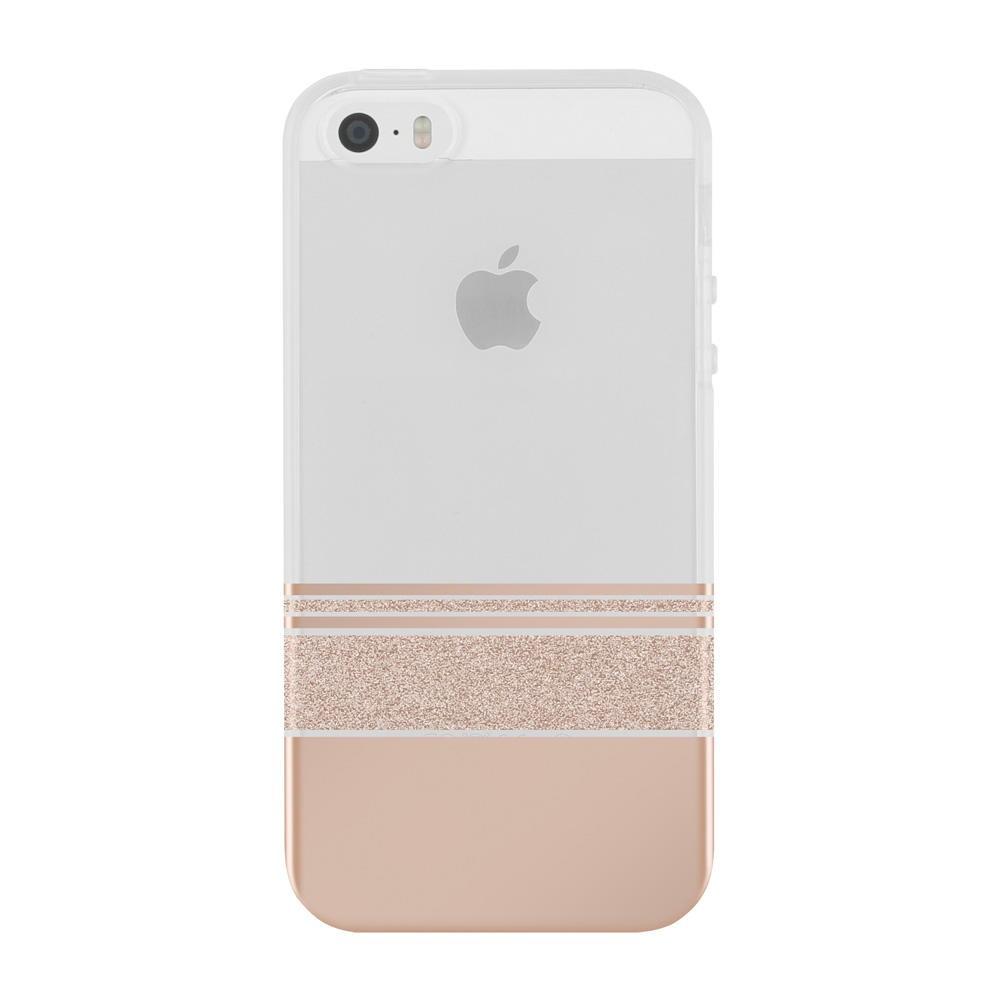 Купить Чехол Incipio Wesley Stripes Design Series Rose Gold для iPhone 5   5S   SE