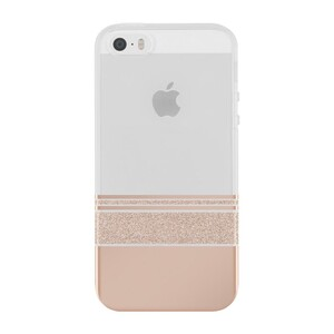 Купить Чехол Incipio Wesley Stripes Design Series Rose Gold для iPhone 5/5S/SE