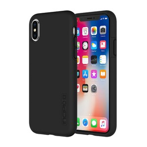 Купить Противоударный чехол Incipio DualPro Black для iPhone X