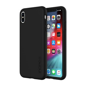 Купить Противоударный чехол Incipio DualPro Black для iPhone XS Max