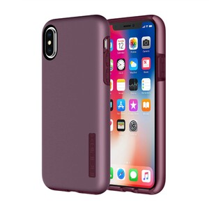 Купить Противоударный чехол Incipio DualPro Iridescent Merlot для iPhone X/XS