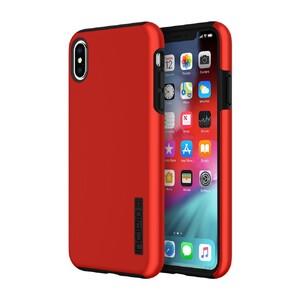 Купить Противоударный чехол Incipio DualPro Iridiscent Red/Black для iPhone XS Max