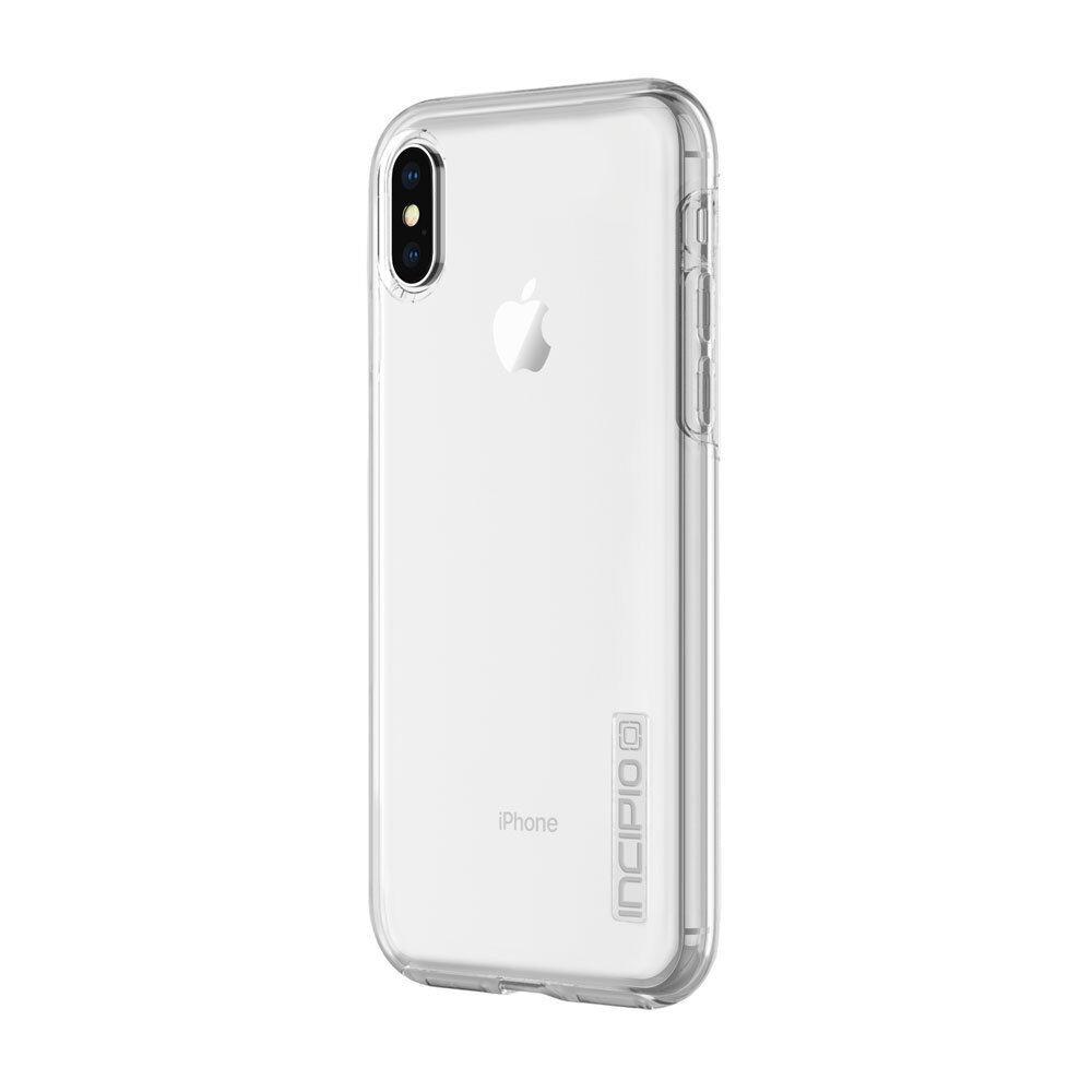 Противоударный чехол Incipio DualPro Pure Clear для iPhone X/XS
