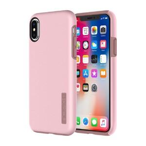 Купить Противоударный чехол Incipio DualPro Rose Quartz для iPhone X