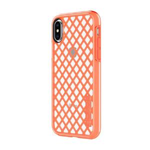 Купить Противоударный чехол Incipio DualPro Sport Coral/Clear для iPhone X/XS
