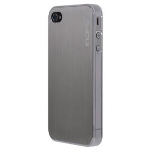 Купить Чехол Incipio Le Deux Silver/Clear для iPhone 4/4S