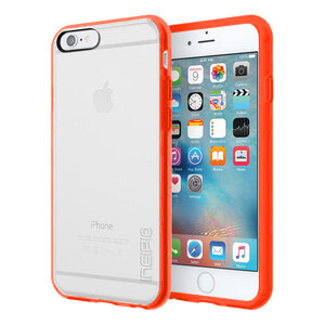 Купить Чехол Incipio Octane Pure Clear/Orange для iPhone 6/6s