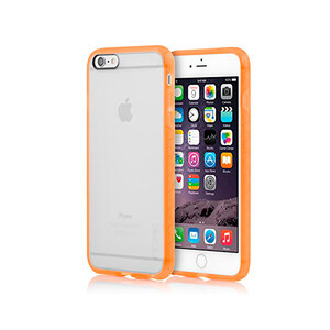 Купить Чехол Incipio Octane Pure Orange/Clear для iPhone 6 Plus/6s Plus