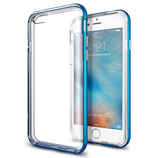 Чехол Spigen Neo Hybrid EX Electric Blue для iPhone 6/6s