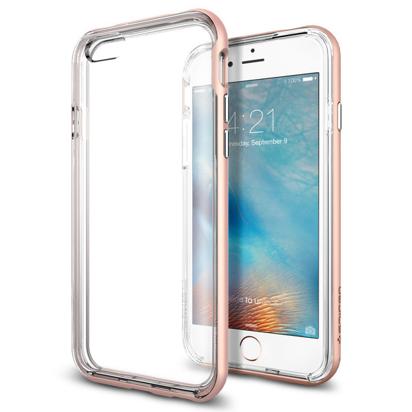 Чехол Spigen Neo Hybrid EX Rose Gold для iPhone 6/6s
