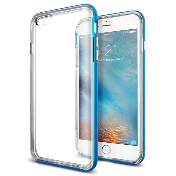 Бампер Spigen Neo Hybrid EX Electric Blue для iPhone 6/6s Plus