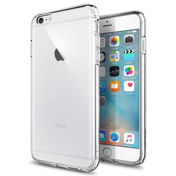 Чехол Spigen Ultra Hybrid Crystal Сlear для iPhone 6/6s Plus
