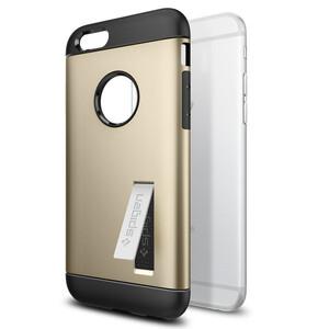 Купить Чехол Spigen Slim Armor Champagne Gold для iPhone 6/6s