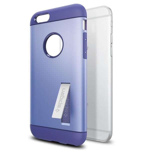 Чехол Spigen Slim Armor Violet для iPhone 6/6s