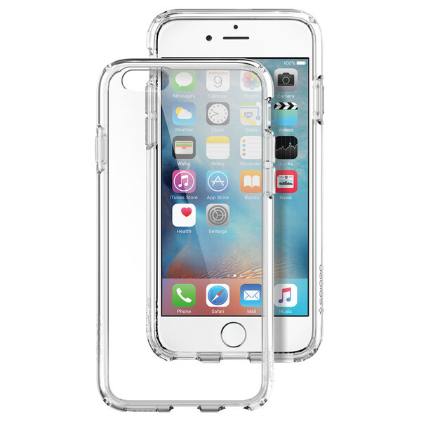 Чехол Spigen Ultra Hybrid Clear Crystal для iPhone 6/6s