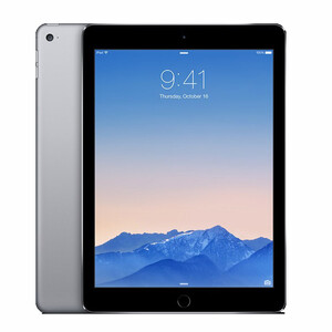 Купить iPad Air 2 16GB Wi-Fi Space Grey