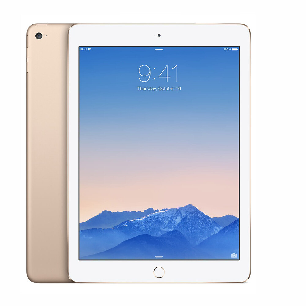iPad Air 2 128GB Wi-Fi Gold