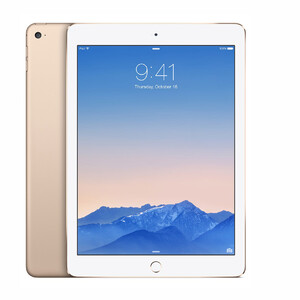 Купить iPad Air 2 128GB Wi-Fi Gold