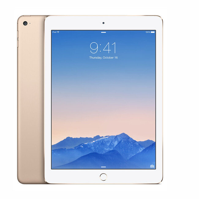 iPad Air 2 16GB Wi-Fi Gold