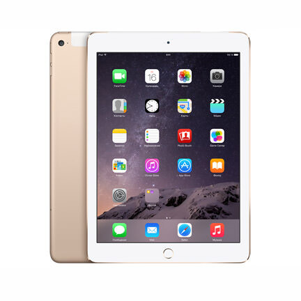 iPad Air 2 16GB Wi-Fi Gold + LTE (3G/4G)