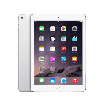 iPad Air 2 16GB Wi-Fi Silver + LTE (3G/4G)