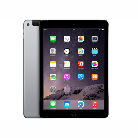 iPad Air 2 128GB Wi-Fi Space Grey + LTE (3G/4G)