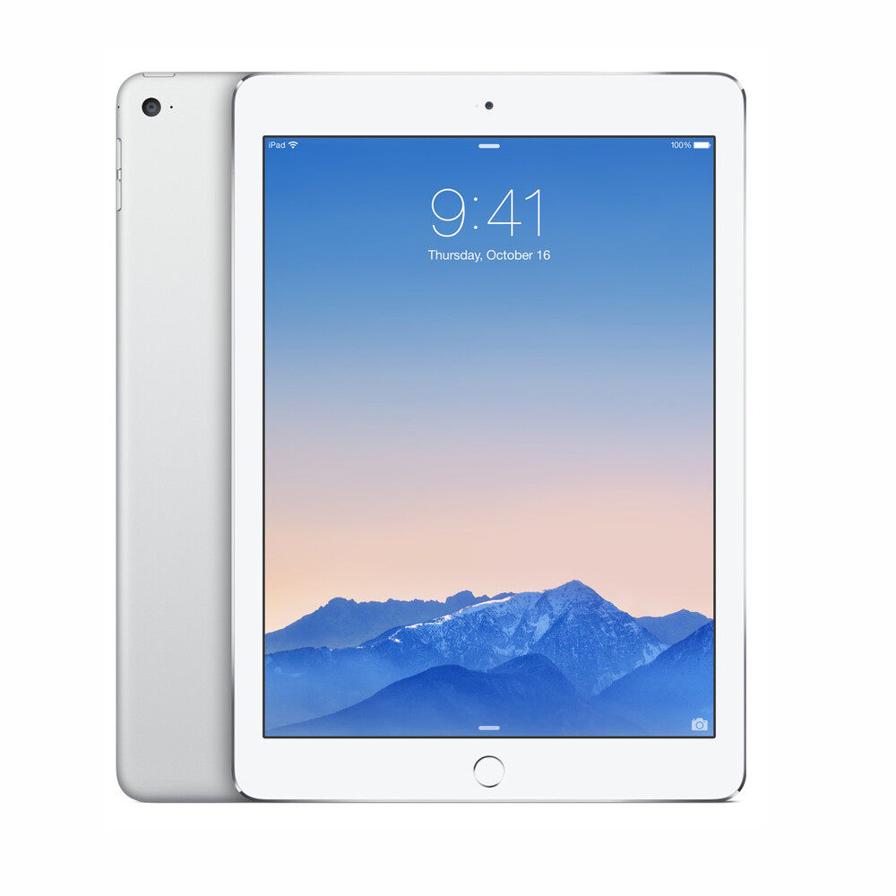 iPad Air 2 16GB Wi-Fi Silver