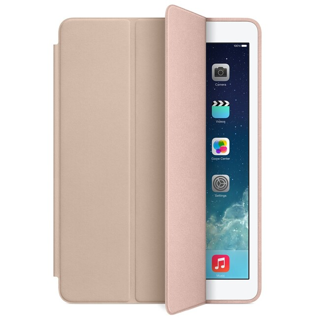 Чехол Apple Smart Case Beige для iPad Air