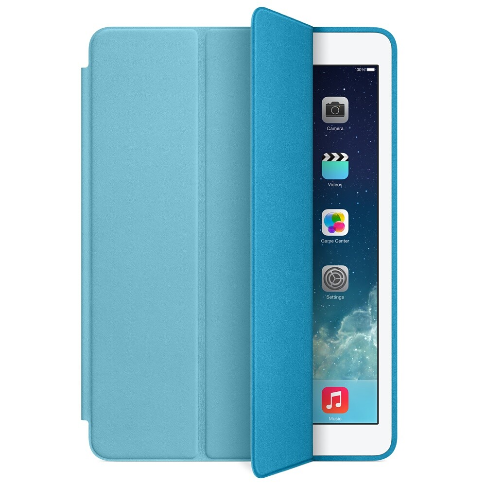 "Чехол Smart Case Blue для Apple iPad Air/9.7"" (2017)"