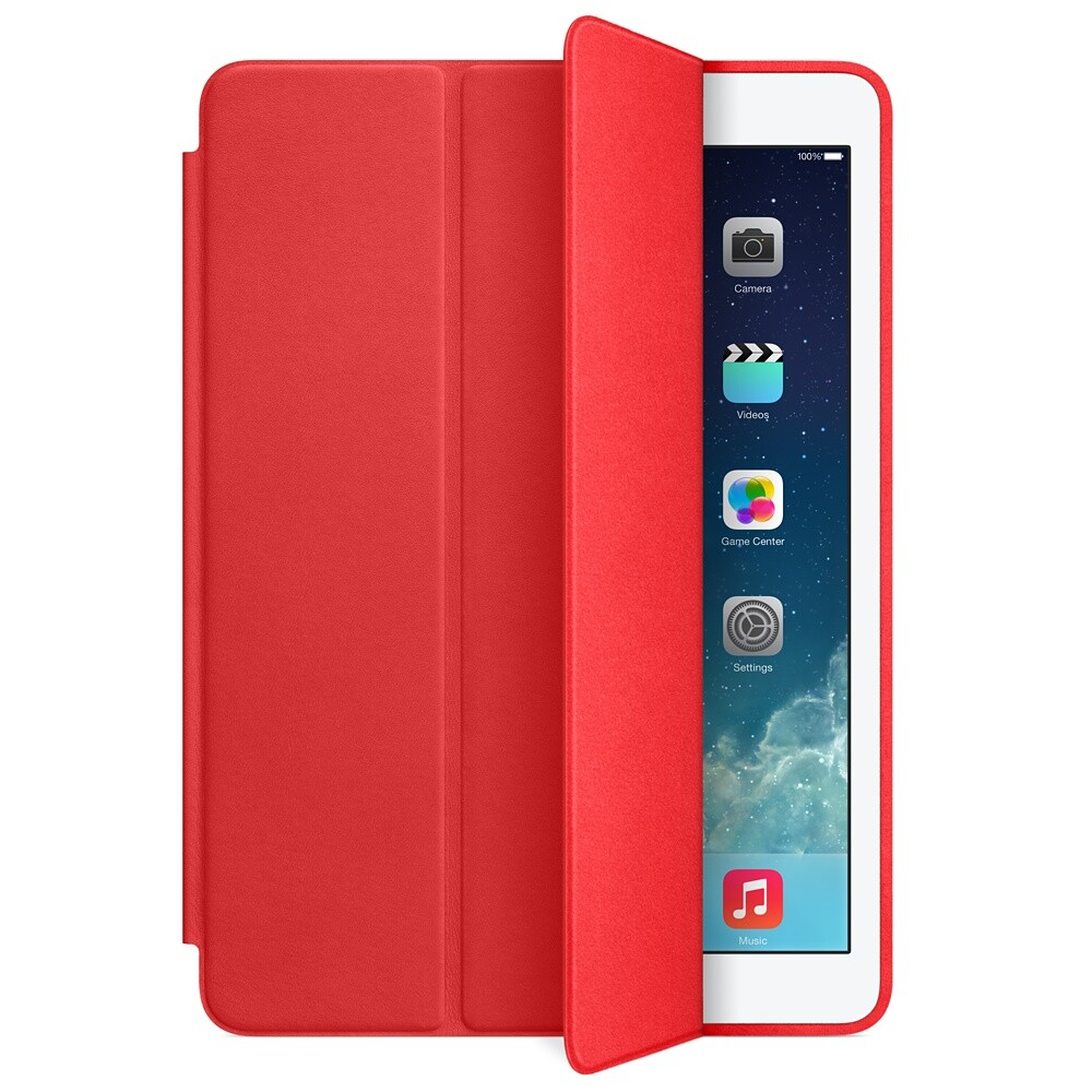 "Чехол oneLounge Smart Case (PRODUCT) RED для Apple iPad Air | 9.7"" (2017 