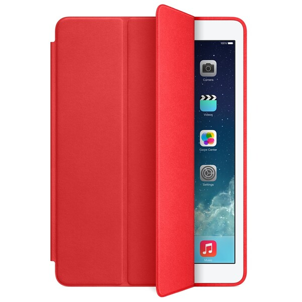 "Чехол iLoungeMax Smart Case (PRODUCT) RED для Apple iPad Air | 9.7"" (2017 | 2018)"