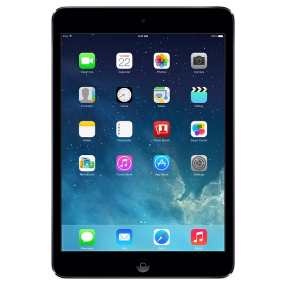 iPad Mini 2 with Retina Display 128GB Wi-Fi + LTE (3G/4G)