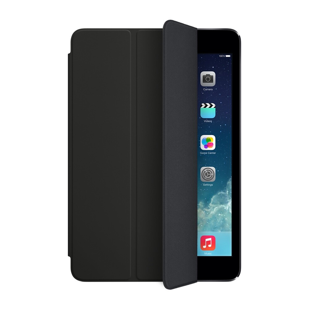 Чехол Apple Smart Cover Black (MGNC2) для iPad mini 3/2/1