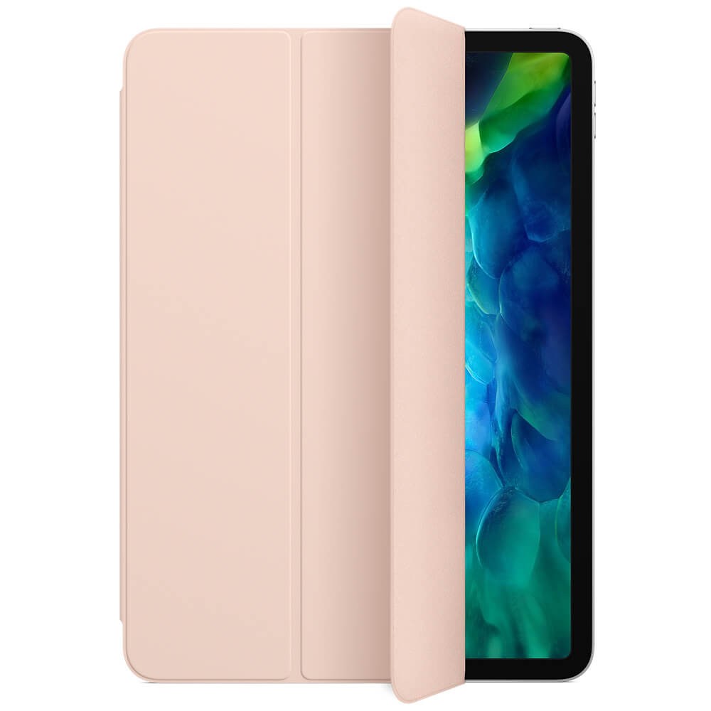 "Купить Чехол Apple Smart Folio Pink Sand для iPad Pro 11"" M1 (2021 | 2020 | 2018) (MXT52)"