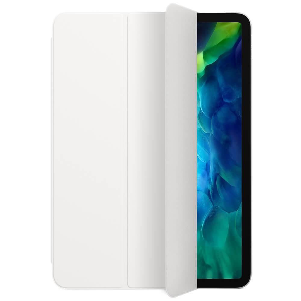 "Купить Чехол Apple Smart Folio White для iPad Pro 11"" M1 (2021 | 2020 | 2018) (MJMA3)"