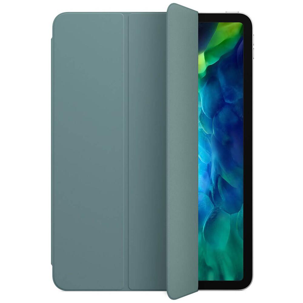 "Чехол-обложка для iPad Pro 11"" M1 (2021   2020) iLoungeMax Smart Folio Cactus OEM (MXT72)"